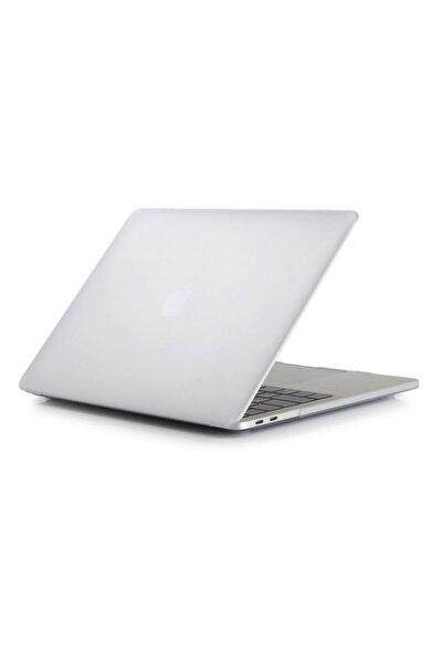Apple Macbook Air 2020 Model A2179 13 Inç Touch Id Sert Kapak Koruma Kılıf Hardcase Mat
