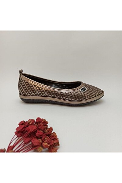 Kadın Gümüş Renk Ayakkabı 50094