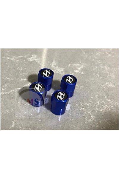 Hyundaı Mavi Sibop Kapağı - Hyundai Mavi Lüks Sibop Kapağı - Hyundaı Sibop Kapağı