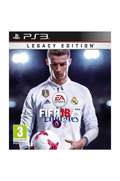 Fifa 18 Legacy Edition Ps3 Oyun