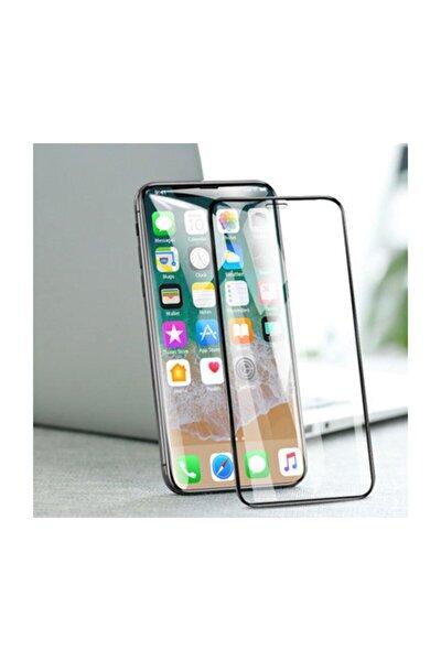 Apple Iphone 11 Siyah Full Premium 5d Cam Koruma