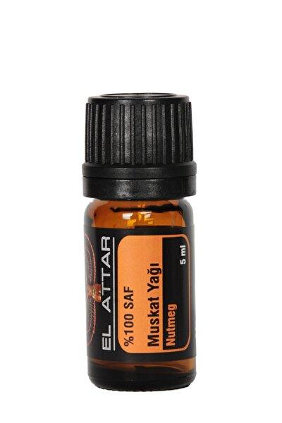 Muskat Yağı 5 ml Parfüm Yapımı Için De Uygundur