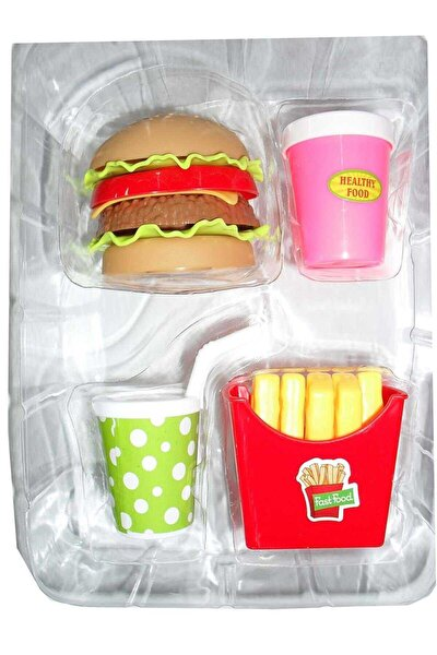 Hamburger Menü Çocuk Oyuncagi /