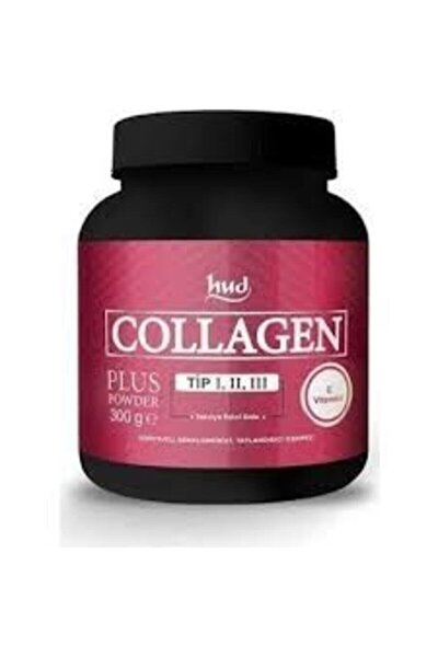 Hud Collagen Plus Toz Kolajen Powder- Hidrolize Kollajen Tip Kollajen Toz Içecek