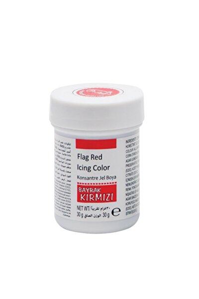Dr Gusto Jel Gıda Boyası Bayrak Kırmızı (30 Gr)