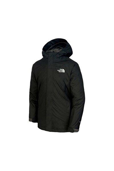 Unisex Siyah Y Snowquest Jacket