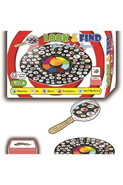 Look & Find - Dedektif - Zeka Oyunu - Strateji Oyunu