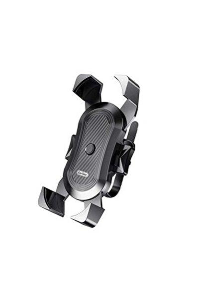 Bisiklet Ve Motorsiklet Telefon Tutucu 360 Derece Dönebilen Koruyucu Go Des