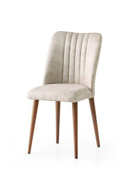Doğa Ahşap Ayaklı Mobilya Sandalye