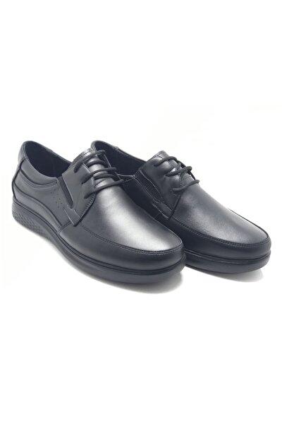 Hakiki Deri Klasik Mevsimlik Baba Ayakkabısı