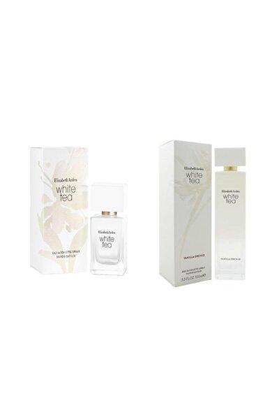 White Tea Vanilla Orchid Edt 100 Ml+white Tea Edt 30 Ml