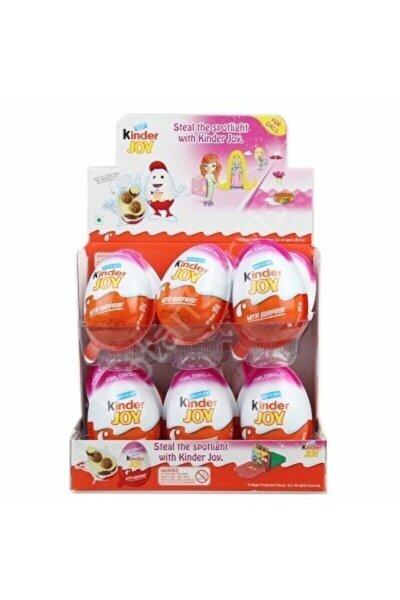 Joy Sürpriz Yumurta Kızlara Özel 24 Adet