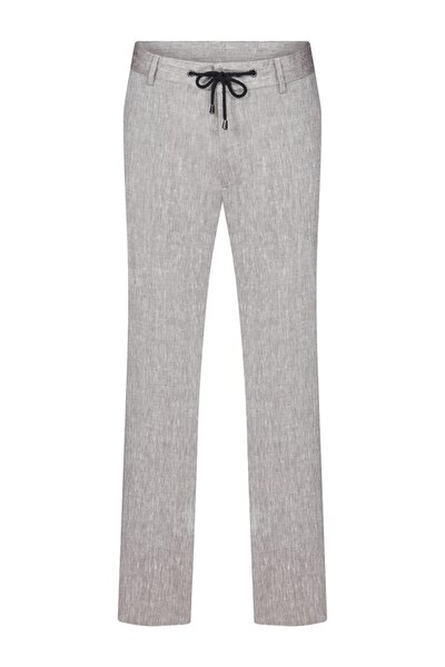 Kahverengi Relax Pantolon