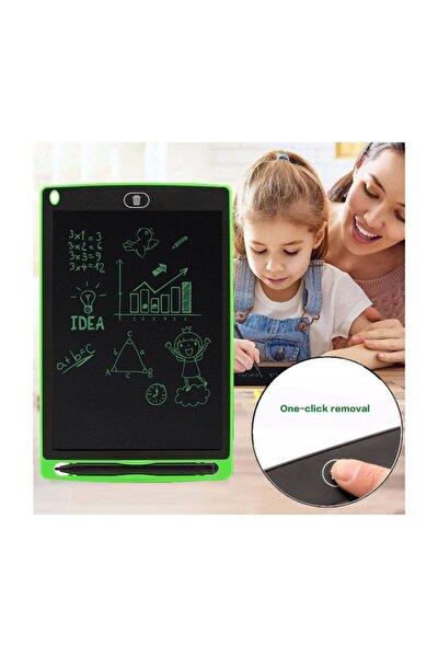 Yazılıp Silinebilen Yazı Tableti 8,5 Inç Manyetik Tablet (Okuma Yazma Ve Resim Için Eğitici Ürün)