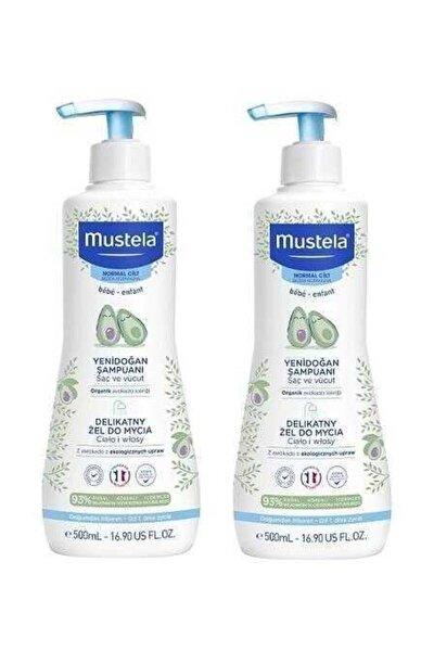 Saç & Vücut Şampuan 500 Ml | 2 Adet Set