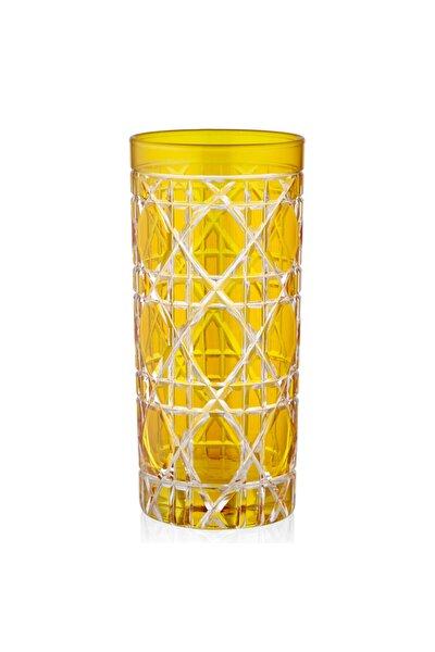 Glorıa Sarı Su Bardağı