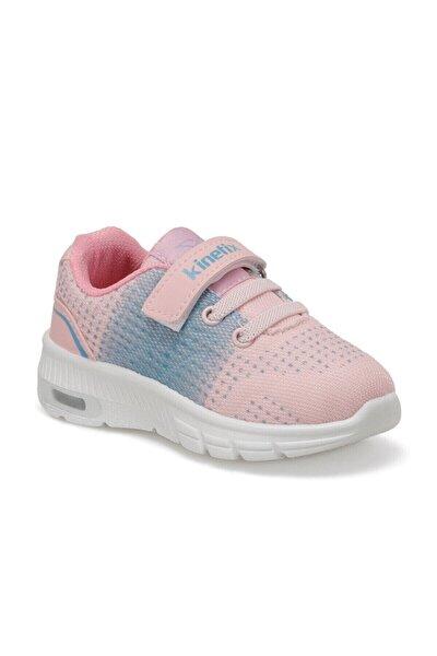 ECOS Pembe Kız Çocuk Koşu Ayakkabısı 100492129