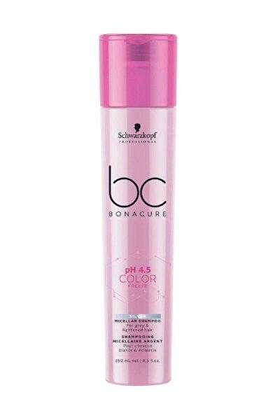 Bonacure pH 4.5 Renk Micellar Silver Şampuan 250 ml