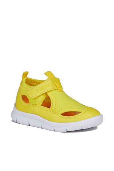 Unisex Bebek Sarı Günlük Ayakkabı
