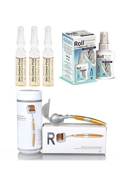 Janssen Skin Contour Fluid Dermaroller Set