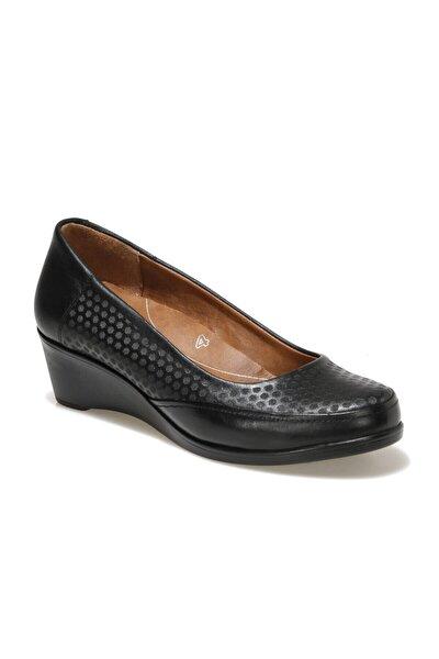 103242.Z1FX Siyah Kadın Klasik Ayakkabı 101002348