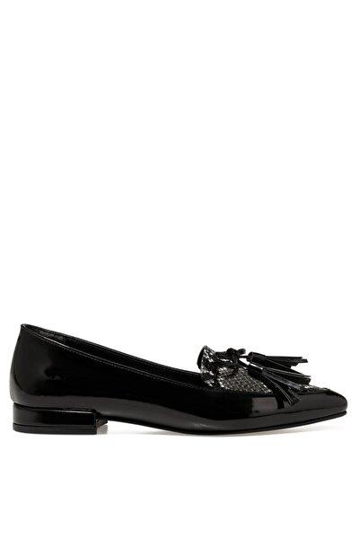 ZELA Siyah Kadın Loafer Ayakkabı 101026034
