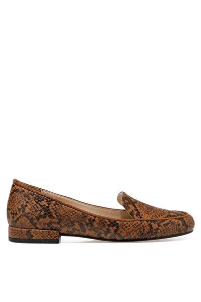 ZERRA2 Taba Kadın Loafer Ayakkabı 101026044