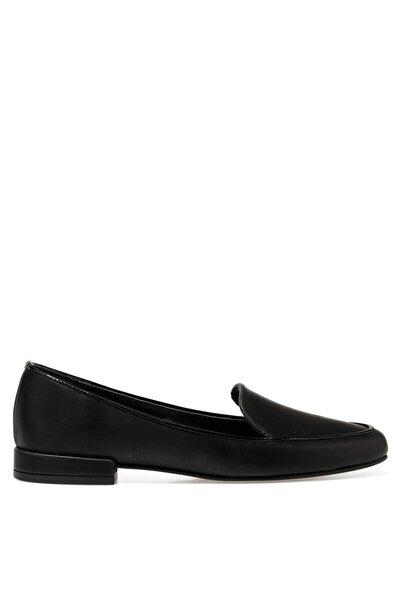 ZERRA Siyah Kadın Loafer Ayakkabı 101026043
