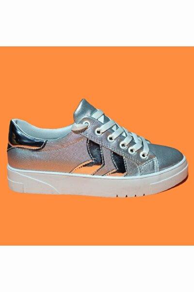 Kadın Gümüş Spor Endless Ayakkabı