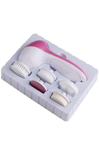 Pilli Yüz Temizleme Fırçası Masaj Aleti Peeling