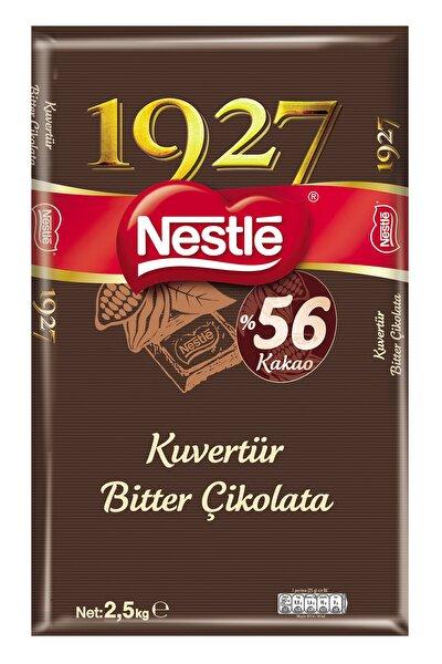 Nestlé 1927 Kuvertür Bitter %55 Kakao Çikolata 2.5kg