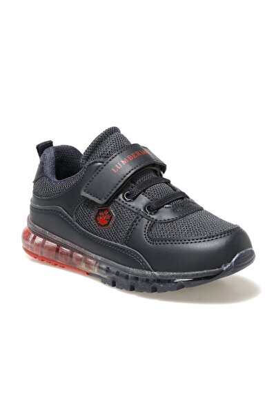 CAP MESH 1FX Lacivert Erkek Çocuk Işıklı Koşu Ayakkabısı 100782393
