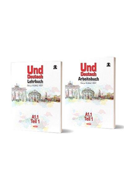 Und Deutsch Lehrbuch Arbeitsbuch A1.1 Teil 1 Derya Yılmaz Yiğit