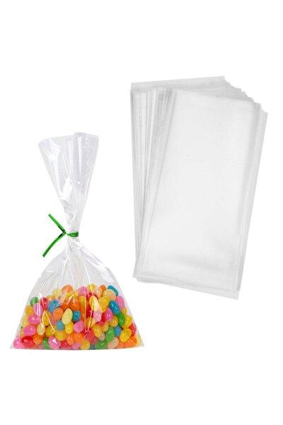 Kurabiye Poşeti 10x20 50 Adet Paketli