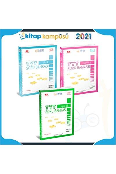 345 Yayınları Tyt Fizik Kimya Biyoloji Soru Bankası 2021