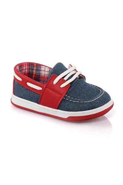 Ilk Adım Ayakkabı 854.18y.043 Lacivert-kırmızı / 19