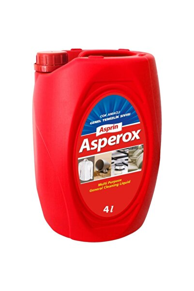 Asprin Genel Temizlik Sıvısı 4 lt
