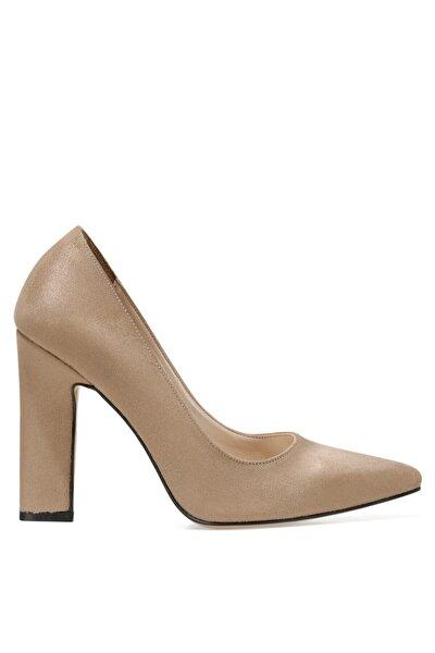 FLAMUR Vizon Kadın Topuklu Sandalet 100555889