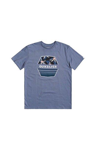 Erkek Mavi Drift Away Tshirt Eqyzt05765-bkj0
