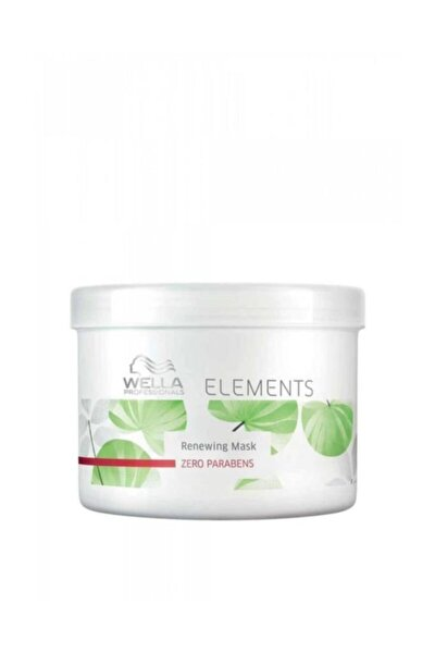 Elements Renewin Zero Parabens Maske 500 Ml
