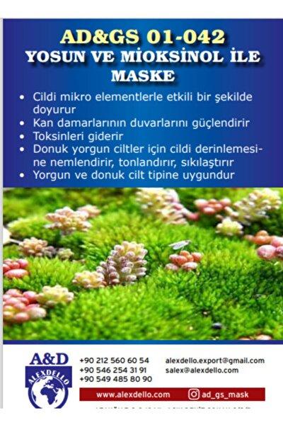Yosun Ve Mioksinol Ile Maske