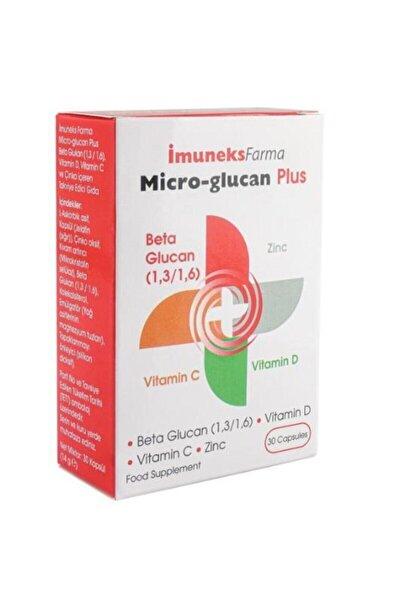 Micro Glucan Plus Beta Glucan 30 Kapsül