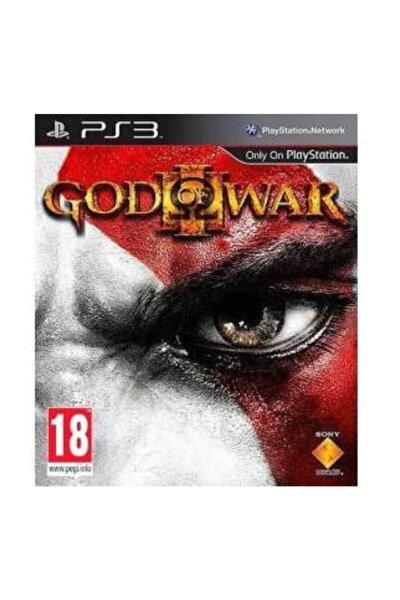God Of War 3 Ps3 Oyun