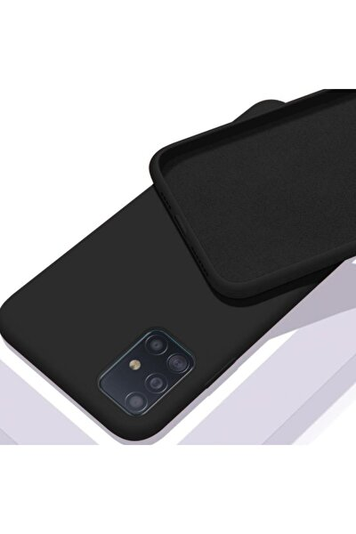 Samsung Galaxy M51 Içi Kadife Lansman Kılıf