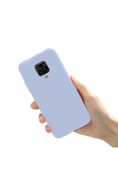 Xiaomi Redmi Note 9s / Note 9 Pro Içi Kadife Lansman Silikon Kılıf