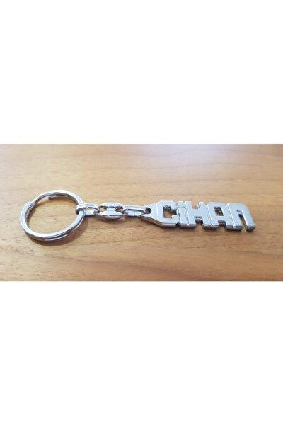 Çelik Isimli Anahtarlık - Cihan