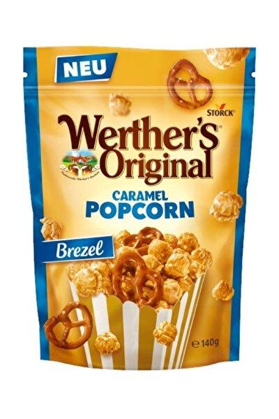 Werther'sl Karamel Popcorn Brazil 140 gr