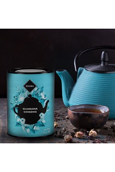 Guaranalı Bitki Çayı Guarana ve Ginseng 75 g