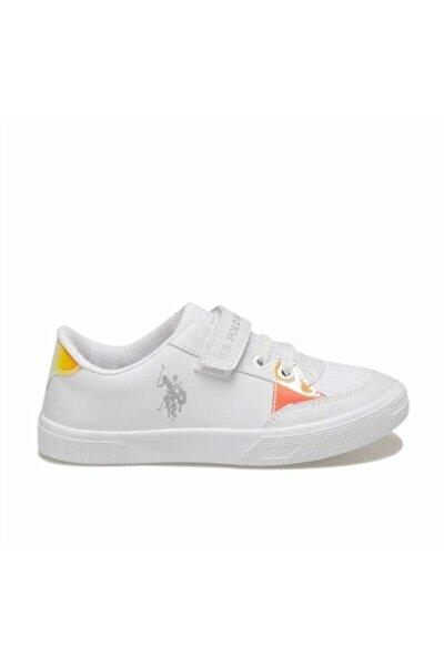 WEALTH Beyaz Kız Çocuk Sneaker Ayakkabı 100510431
