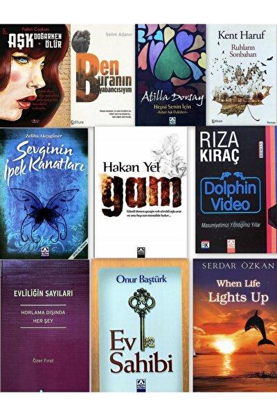 En Sürükleyici Aşk Romanları Seti (10 Kitap) - Süper Indirim!